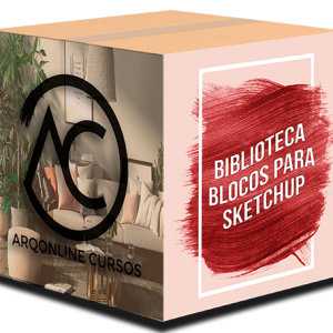 biblioteca completa e atualizada sketchup 2019 blocos