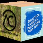 Box Biblioteca itens de paisagismo