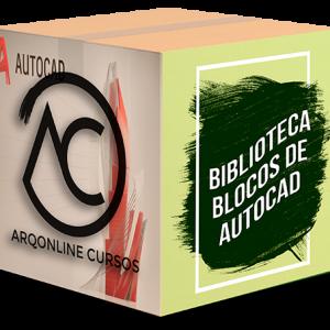 biblioteca blocos paramétricos autodesk
