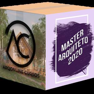 Maior pacote de blocos e cursos de arquitetura