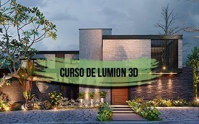 Curso de Lumion 3D