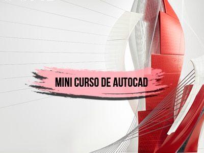 Mini Curso de AutoCAD 2014