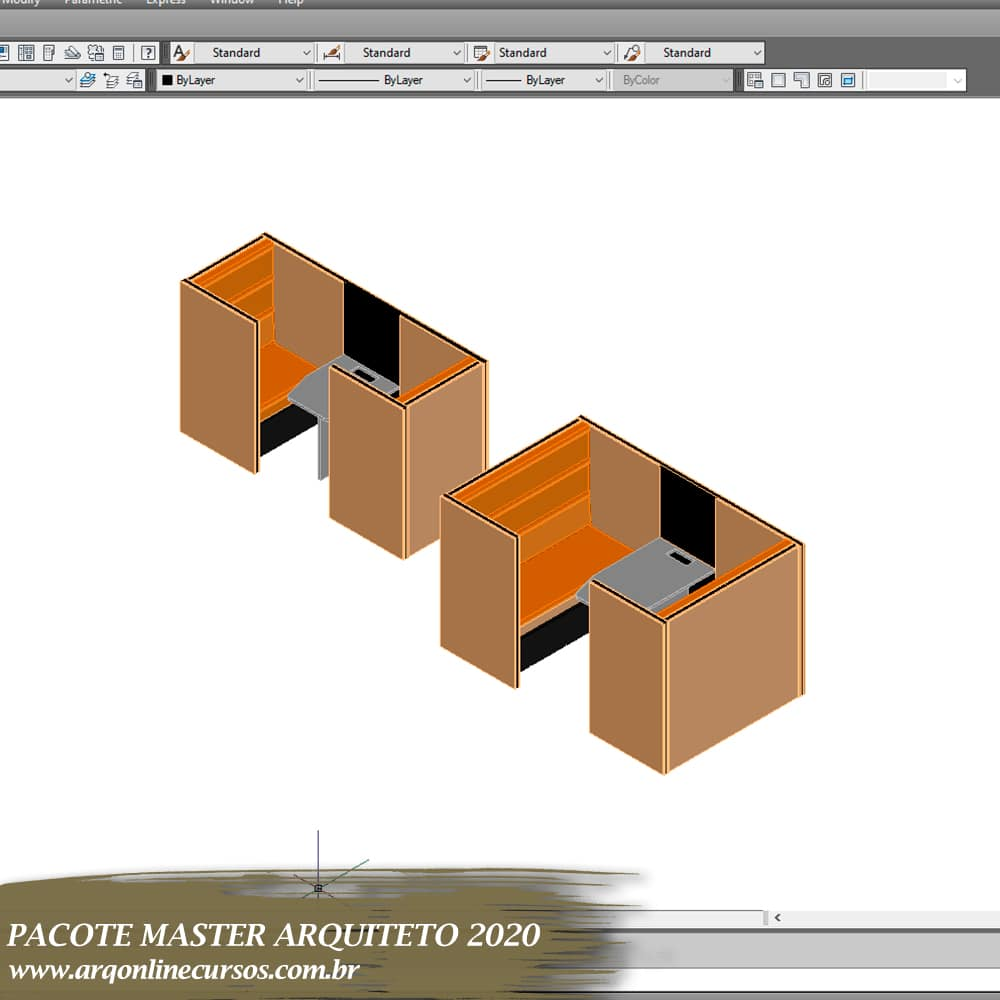 biblioteca de autocad 3d blocos cad