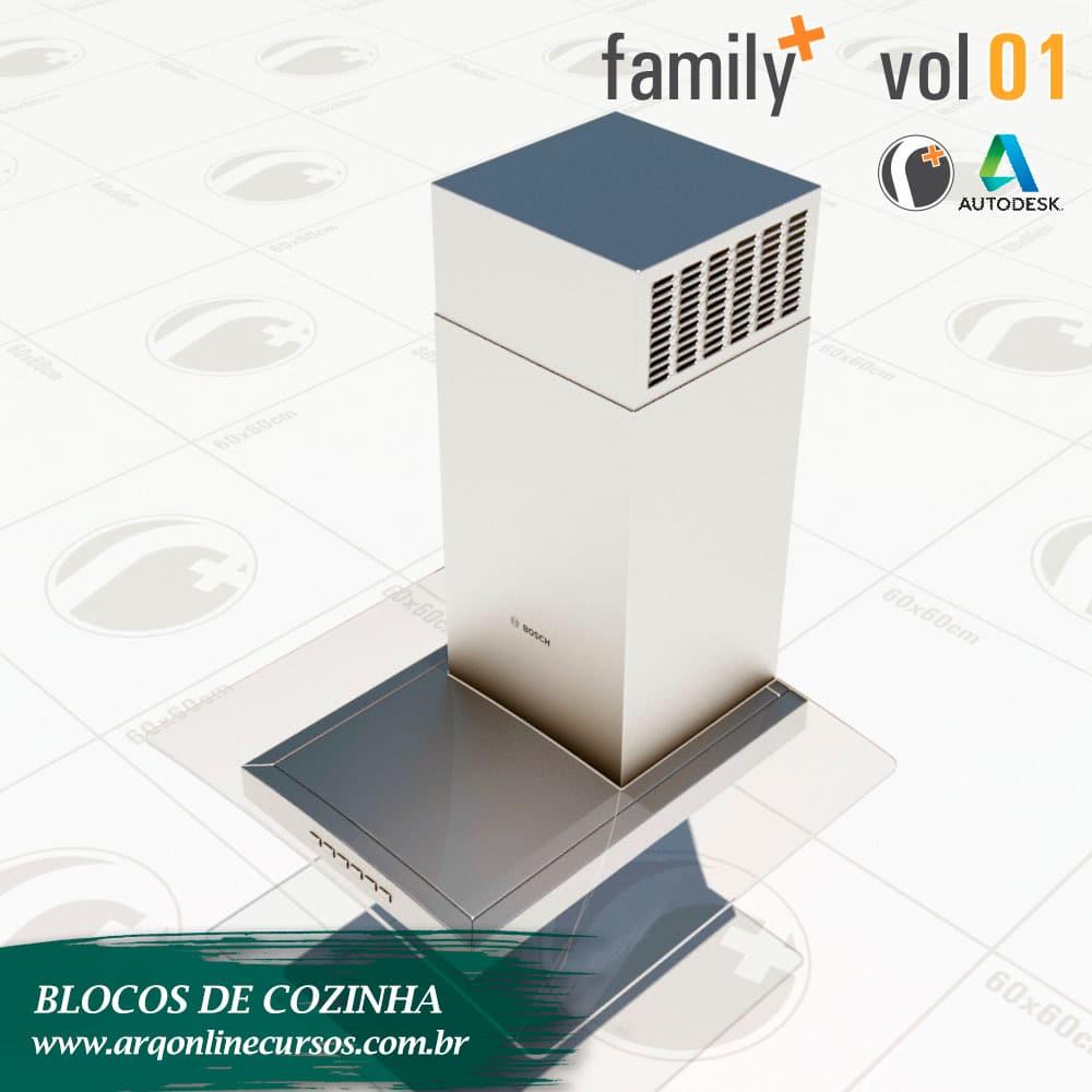 biblioteca de blocos de cozinha para revit render depurador