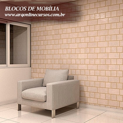 biblioteca de famílias de mobília para revit poltrona branca