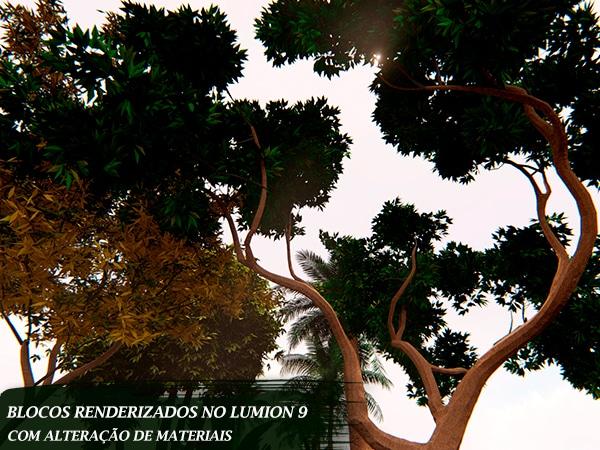 projeto paisagismo exportado lumion