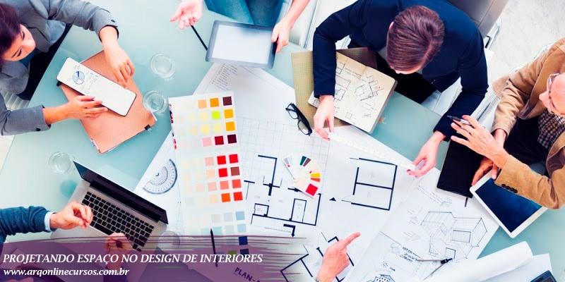 design de interiores mercado de trabalho