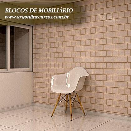 famílias de mobiliário cadeira branca moderna