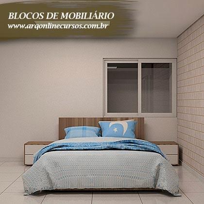 famílias de mobiliário cama solteiro