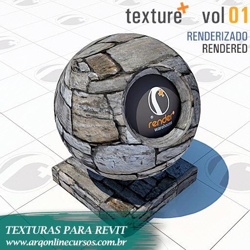 texturas para revit download pedra lascada