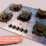 bloco cooktop lumion