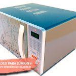 bloco microondas lumion