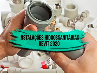 Instalações Hidrossanitárias Revit 2020