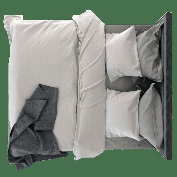 bloco cama casal como elaborar uma planta humanizada