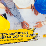 download projetos dwg para autocad e revit