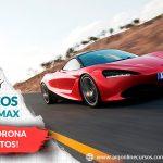 blocos de corona para 3ds max render carro esportivo