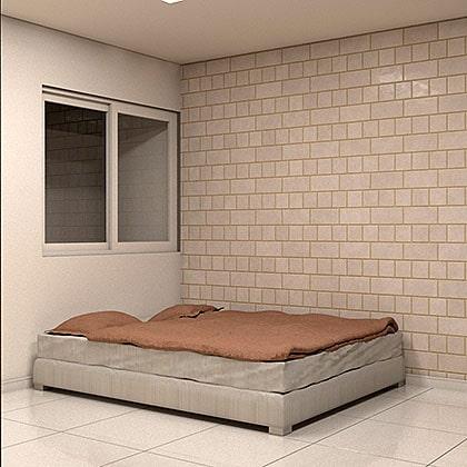 download famílias de cama para revit cor de pele