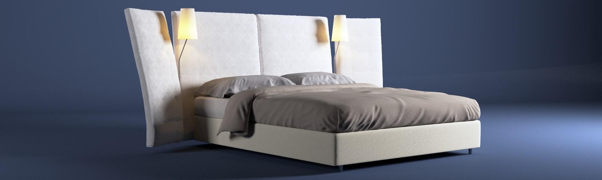 baixar blocos de cama para sketchup final