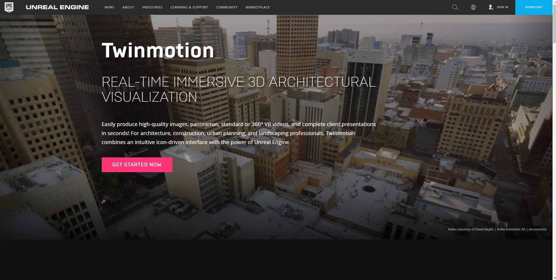 baixar twinmotion 2021 gratuitamente get started